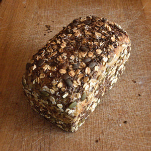 *NEW* Grainy Sourdough Loaf 'multigrain style'