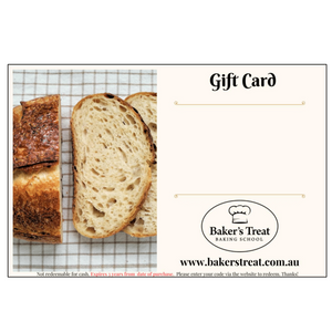 Purchase a Gift Card (valid for 3 years!)