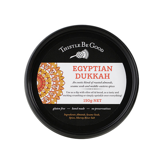 dukkah (Thistle Be Good)