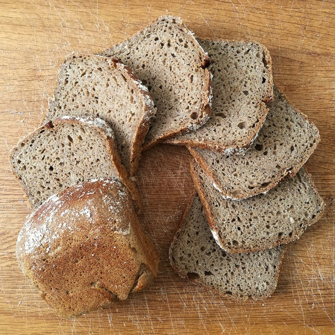 Rye Sourdough Intro (various class dates)