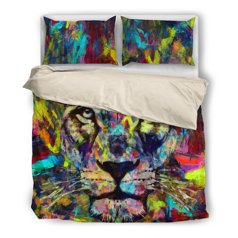 Lion Bedding set