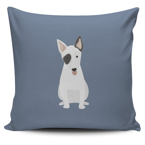 Bull Terrier Cushion Cover