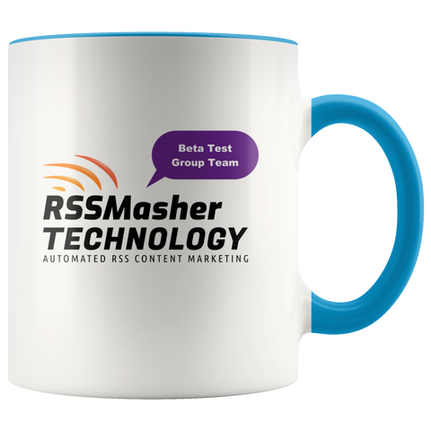Image of RSSMasher Technology Beta Test Group