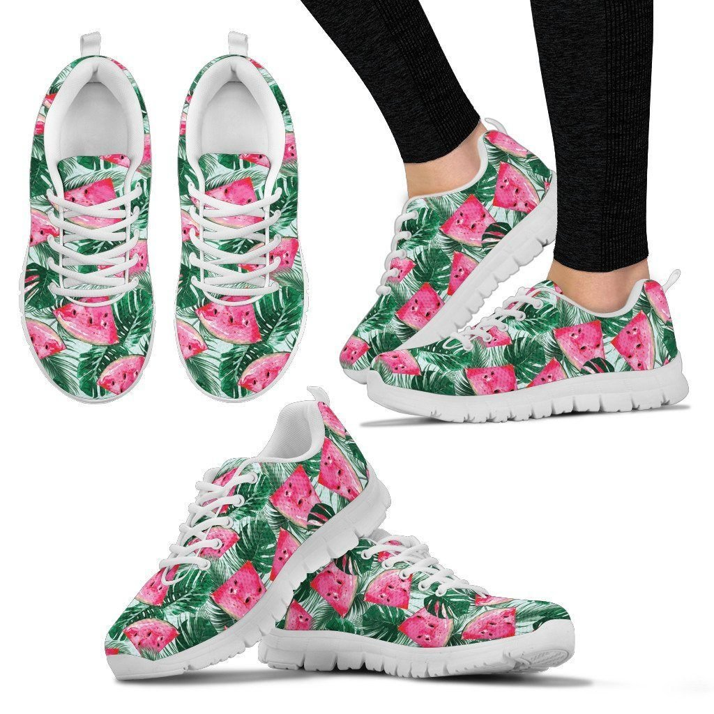 Beautiful Rose Garden Women's Sneakers - WearItArt - shoes