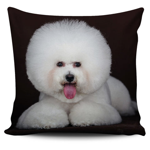 Bichon Frise Pillow Cover - WearItArt - Pillow Covers