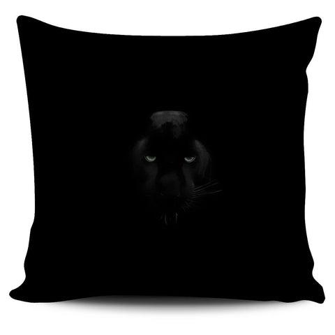 Big Cats Pillow Covers (Panther) - WearItArt - Pillow Covers