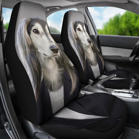 Business dog seat covers - WearItArt - Seat Cover