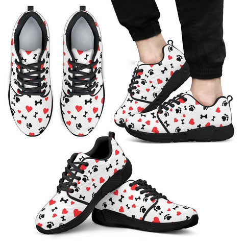 Dog Lovers Sneakers - WearItArt - shoes