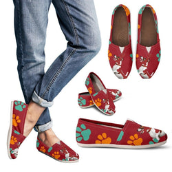 Every Dog Has It's Day Women's Casual Shoes - WearItArt - Casual Shoes