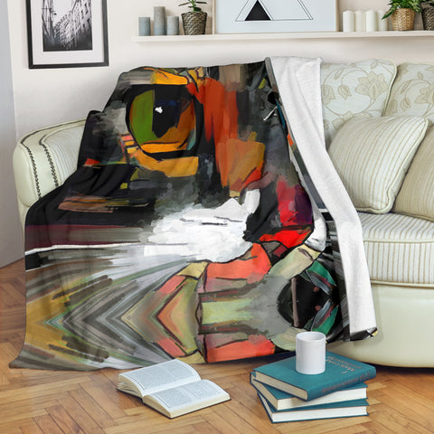 Image of Art Cat III Blanket