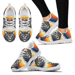NEW! Lone Wolf Women's Running Shoes - WearItArt - shoes