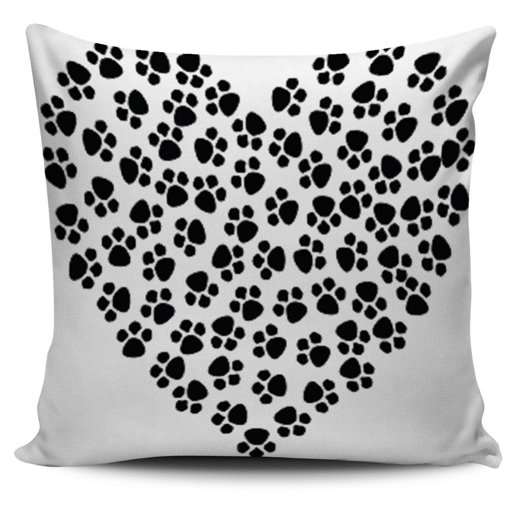 Paw Love With Sweet Dreams - WearItArt - Pillow Covers