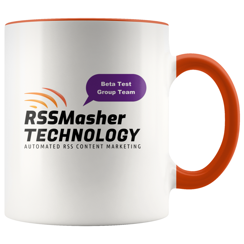 RSSMasher Technology Beta Test Group