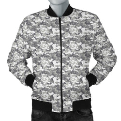 Urban Camouflage Men's Bomber Jacket - WearItArt - jacket