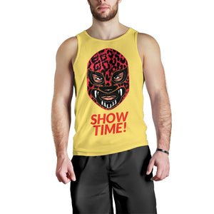 Wrestler Show Time - Men's Tank Top - WearItArt - Tank Tops
