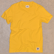 Hemp T-Shirt yellow
