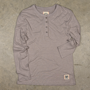 Hemp henley shirt for women and men