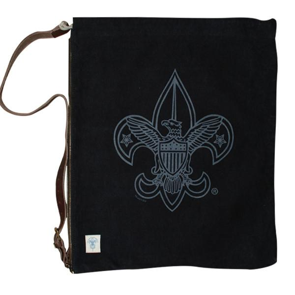 Liberty X Boy Scouts of America ®, Day Trippin' Bag, Scout Logo, Black