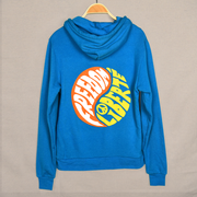 Blue Youth Ying Yang Surf Hood