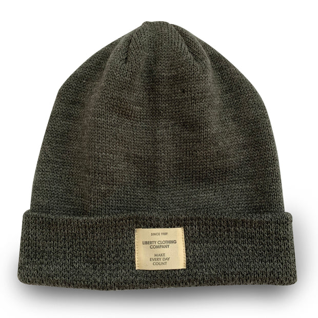 Souchie Beanie with Label