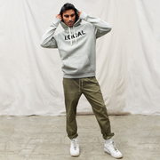 Men's hemp hoodie by Liberty Clothing