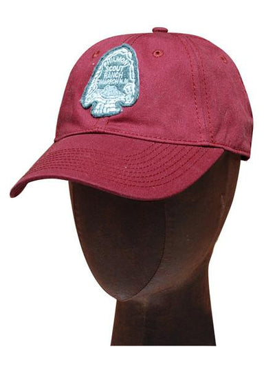 LIBERTY X BSA Alumni Philmont Hat Red