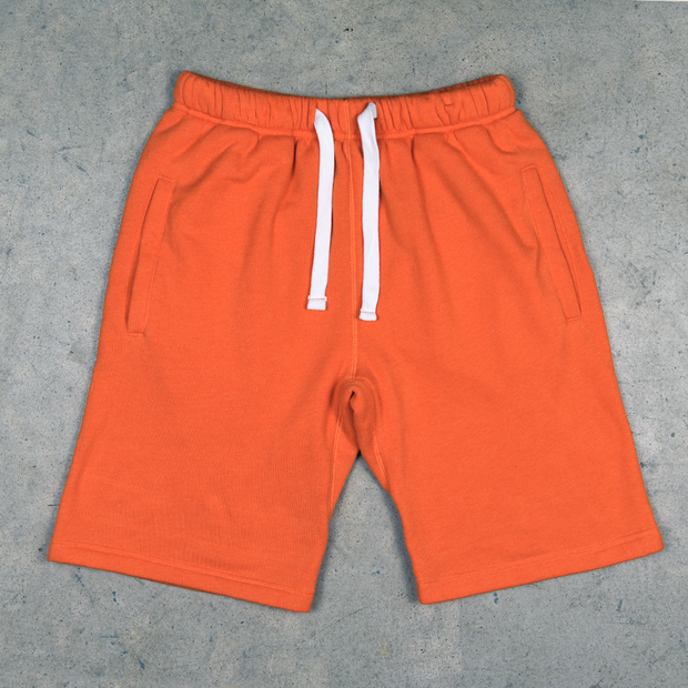 Women and men's thick cotton shorts