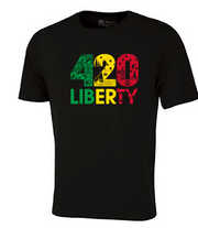 420 Unisex Sueded T-Shirt