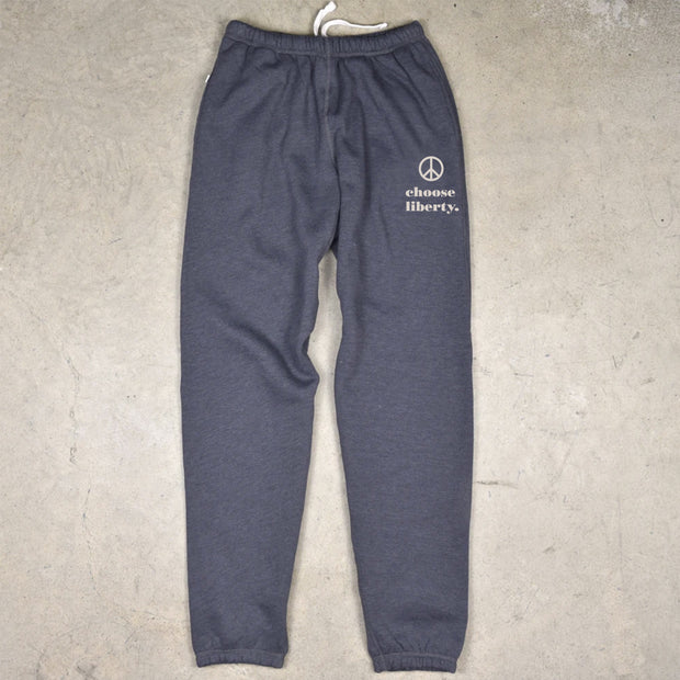 Youth Choose Liberty Fireside Pant (Grey)