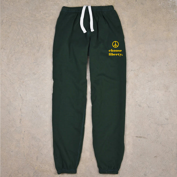 Youth Choose Liberty Fireside Pant (Green)