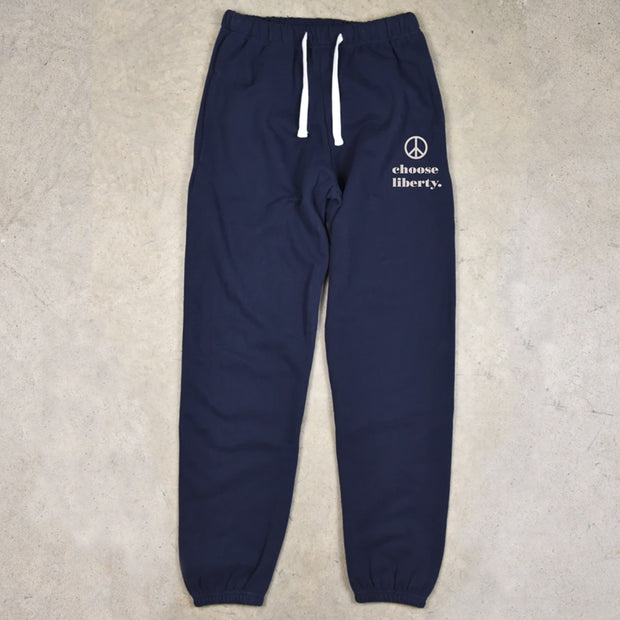 Youth Choose Liberty Fireside Pant (Navy)