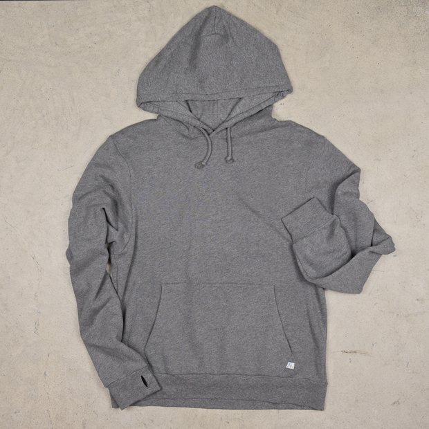grey  youth cotton surf hoodie