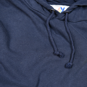 Navy youth cotton surf hoodie