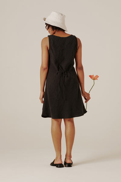 Jessi Bias Dress - Black