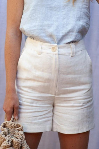 Lele Short - Ivory - Form By T