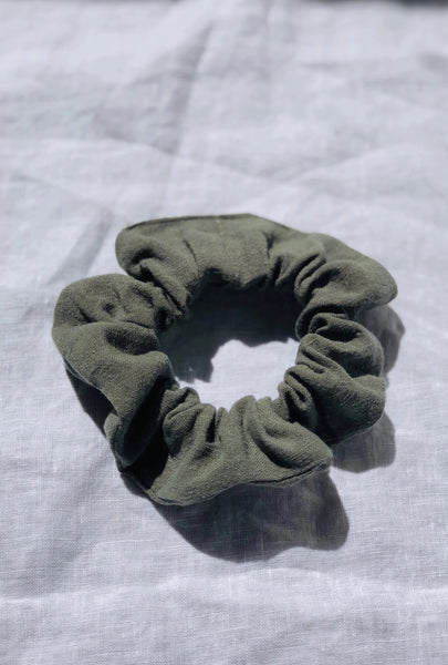 Hair Scrunchie - Fern - Form By T