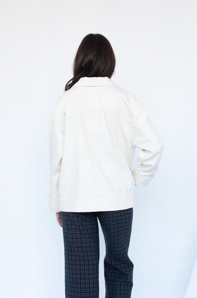 Rosa Hemp Jacket - Natural
