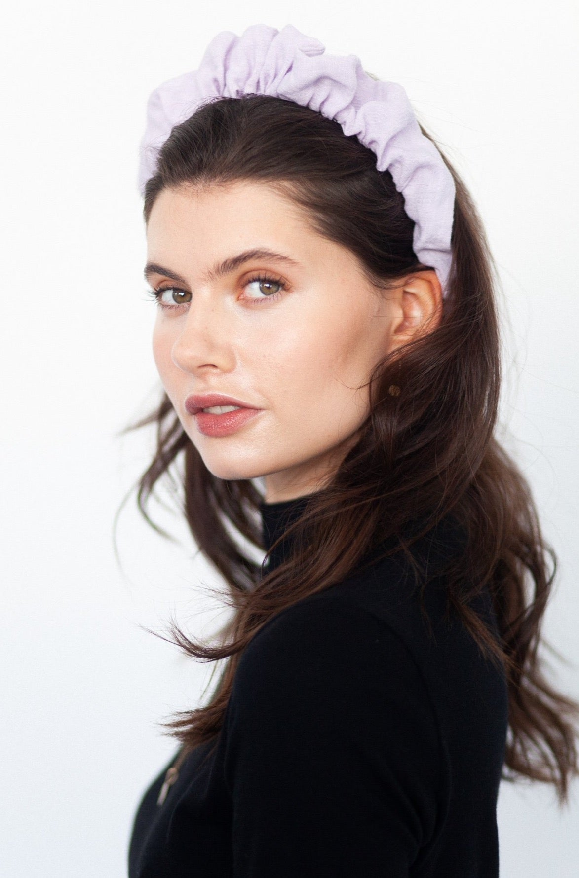 Colossal Scrunchie - Lilac