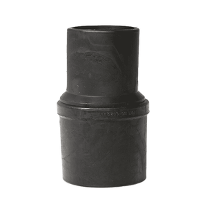 "03100957 Flexaust Conductive Swivel Cuff - 1.5"" Hose ID - Black"