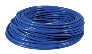 "0817BL100 Dixon Blue Polyethylene Tubing - 1/4"" OD x .170"" ID - .040 Wall Thickness - 100ft Roll"