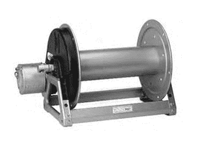 1500 Hannay Electric Powered Rewind Reel (E-1514-17-18) 12 Volt DC