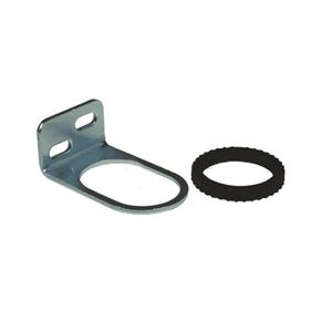 18-025-003 Dixon Series 1 Filter/Regulator Accessories - Mounting Bracket with Plastic Panel Nut - used on R07, B07