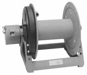 1800 Hannay Electric Powered Rewind Reel (E-1816-17-18) 12 Volt DC