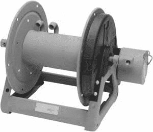 2000 Hannay Electric Powered Rewind Reel (E-2020-17-18) 12 Volt DC