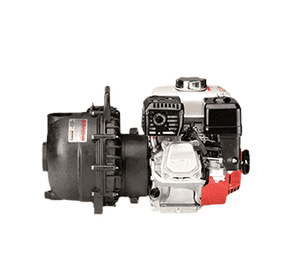 "200P6PROW Banjo Polypropylene 2"" Wet Seal Pump with 6.5 HP Briggs & Stratton® Gas Engine Pro Series"