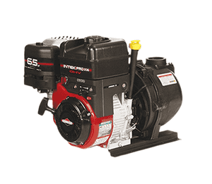 "222PI6PRO Banjo 2"" 222 Series Cast Iron Pump with 6.5 HP Briggs & Stratton® Engine Pro Series"