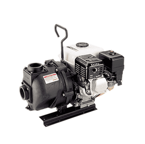 "222PIH5E Banjo 2"" 222 Series Cast Iron Pump with 5.5 HP Honda® Engine with Electric Start"