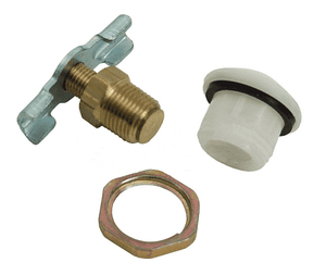 2796-52 Dixon Series 1 Filter and Lubricator Accessories - Manual Drain Assembly - used on F08, F17, L08, L17