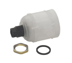 619-50 Dixon Series 1 Filter Accessories - Manual Drain - used on F72, F73, F74