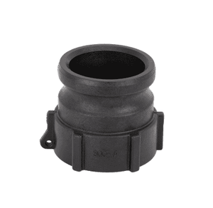 "300ABP Banjo Polypropylene Cam Lever Coupling - Part A - 3"" Male Adapter x Female British Pipe Thread (Parallel) - Machined"